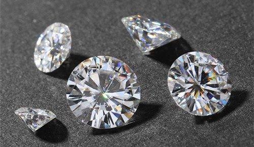 莫桑钻和钻石的区别:差距太大了-第3张图