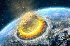 小行星撞击地球会发生什么「天文知识」
