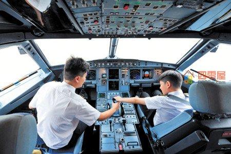 机长工资多少钱一个月「太羡慕了」第1张图